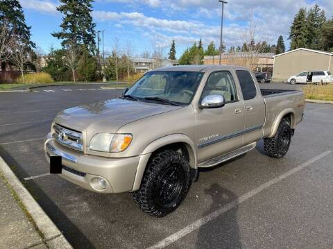 2003 Toyota Tundra for sale at Washington Auto Loan House in Seattle WA