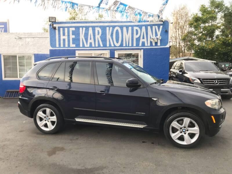 2009 BMW X5 for sale at The Kar Kompany Inc. in Denver CO