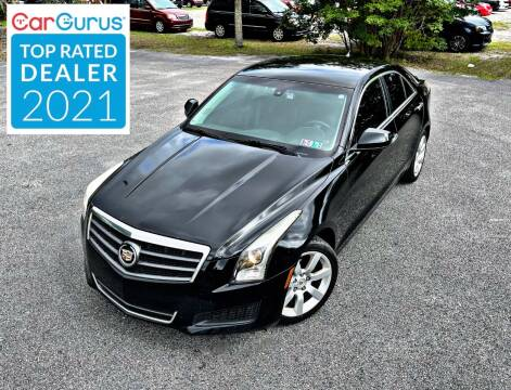 2014 Cadillac ATS for sale at Brothers Auto Sales of Conway in Conway SC