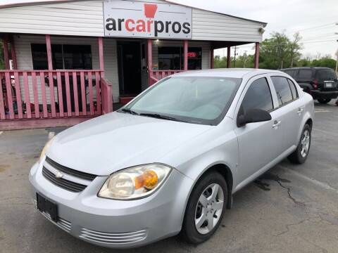 2007 Chevrolet Cobalt for sale at Arkansas Car Pros in Cabot AR