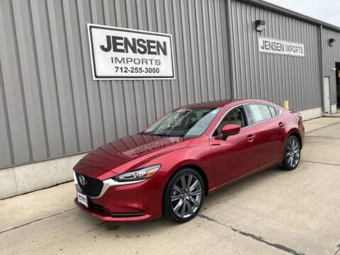 2018 Mazda MAZDA6 for sale at Jensen's Dealerships in Sioux City IA