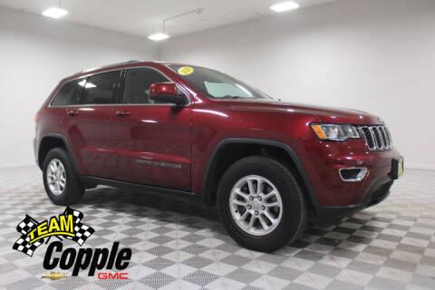 2018 Jeep Grand Cherokee for sale at Copple Chevrolet GMC Inc in Louisville NE