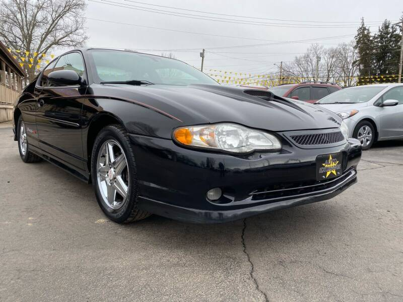 2004 Chevrolet Monte Carlo for sale at Auto Exchange in The Plains OH