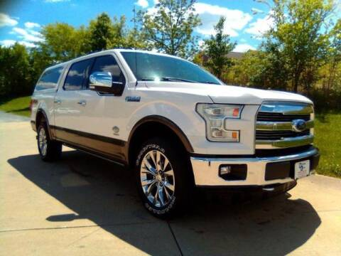 2015 Ford F-150 for sale at MODERN AUTO CO in Washington MO