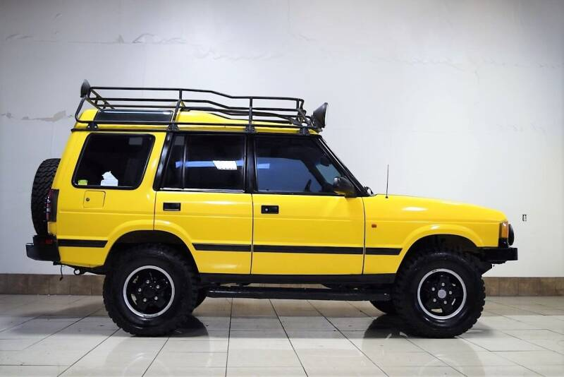 1996 Land Rover Discovery AWD SE7 4dr SUV - Houston TX