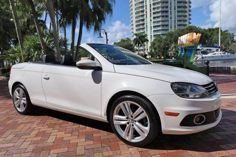 2012 Volkswagen Eos for sale at Choice Auto in Fort Lauderdale FL