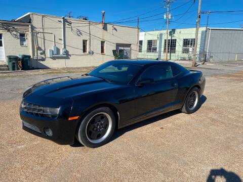 2011 Chevrolet Camaro for sale at Memphis Auto Sales in Memphis TN