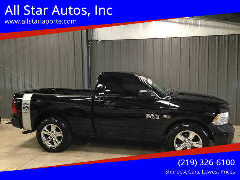 2014 RAM Ram Pickup 1500 for sale at All Star Autos, Inc in La Porte IN