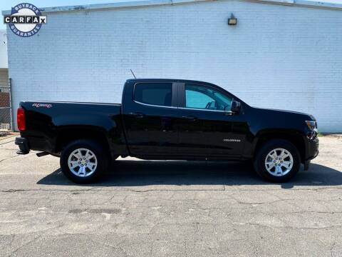 2020 Chevrolet Colorado for sale at Smart Chevrolet in Madison NC