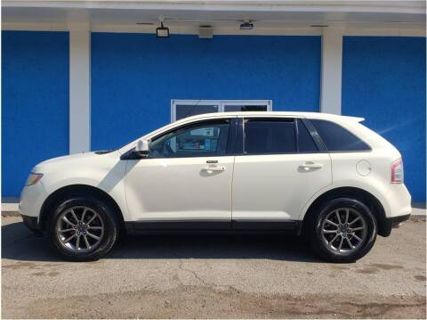 2008 Ford Edge for sale at Khodas Cars in Gilroy CA