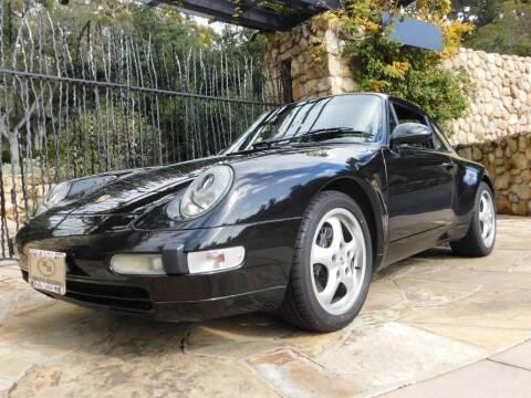 1995 Porsche 911 for sale at Milpas Motors in Santa Barbara CA