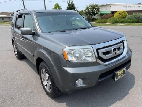 2009 Honda Pilot for sale at Shell Motors in Chantilly VA