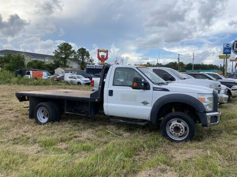 2014 Ford F-550 Super Duty for sale at Direct Auto in D'Iberville MS