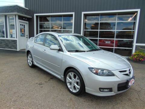 2007 Mazda MAZDA3 for sale at Akron Auto Sales in Akron OH