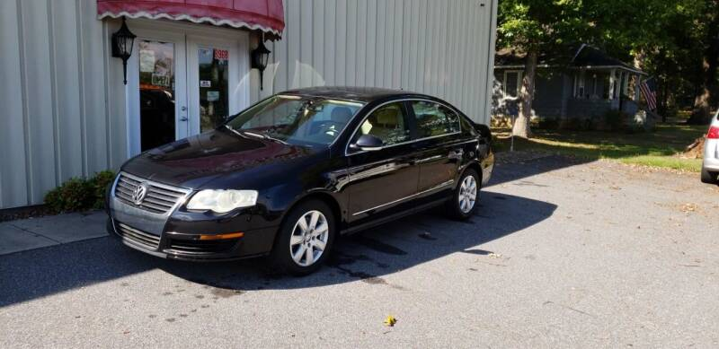 2006 Volkswagen Passat for sale at Bethlehem Auto Sales LLC in Hickory NC