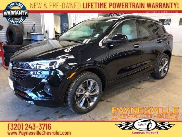 2021 Buick Encore GX for sale at Paynesville Chevrolet - Buick in Paynesville MN