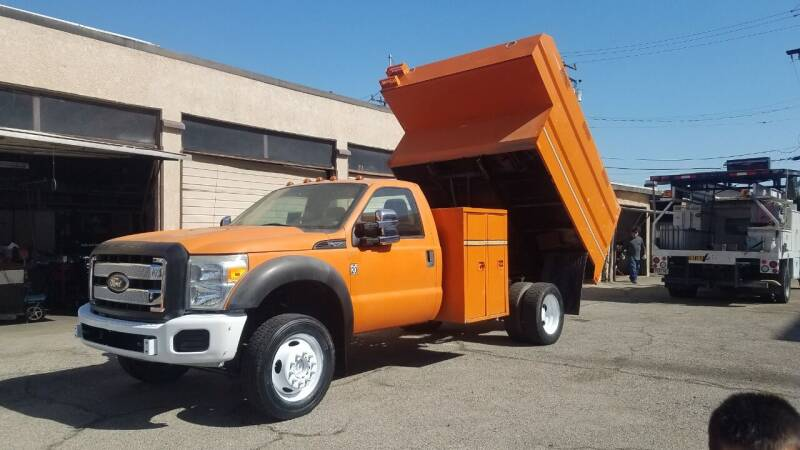 2011 Ford F-450 Super Duty for sale at Vehicle Center in Rosemead CA