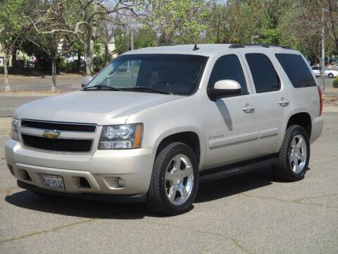 2007 Chevrolet Tahoe for sale at General Auto Sales Corp in Sacramento CA