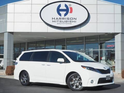 2017 Toyota Sienna for sale at Harrison Imports in Sandy UT