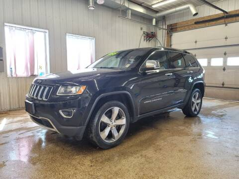 2014 Jeep Grand Cherokee for sale at Sand's Auto Sales in Cambridge MN