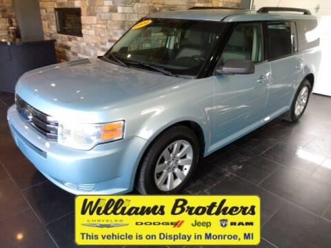 2009 Ford Flex for sale at Williams Brothers - Pre-Owned Monroe in Monroe MI