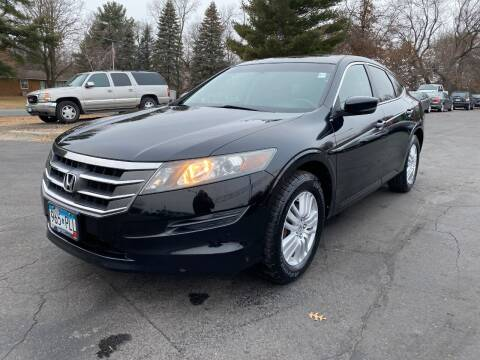 2012 Honda Crosstour for sale at Northstar Auto Sales LLC in Ham Lake MN