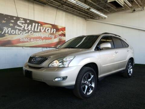 2008 Lexus RX 350 for sale at SULLIVAN MOTOR COMPANY INC. in Mesa AZ