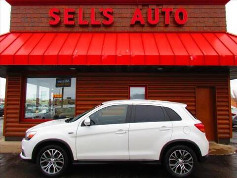 2016 Mitsubishi Outlander Sport for sale at Sells Auto INC in Saint Cloud MN