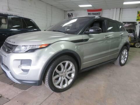 2014 Land Rover Range Rover Evoque for sale at US Auto in Pennsauken NJ