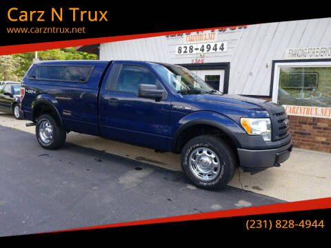 2011 Ford F-150 for sale at Carz N Trux in Twin Lake MI