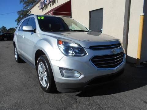 2017 Chevrolet Equinox for sale at AutoStar Norcross in Norcross GA