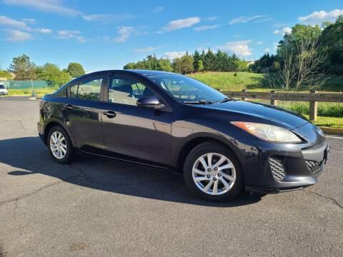 2012 Mazda MAZDA3 for sale at Lexton Cars in Sterling VA
