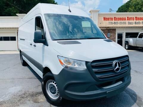 2019 Mercedes-Benz Sprinter Crew for sale at North Georgia Auto Brokers in Snellville GA