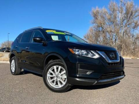 2020 Nissan Rogue for sale at UNITED Automotive in Denver CO