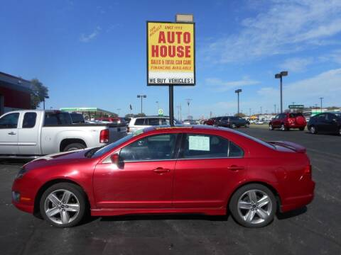 2011 Ford Fusion for sale at AUTO HOUSE WAUKESHA in Waukesha WI