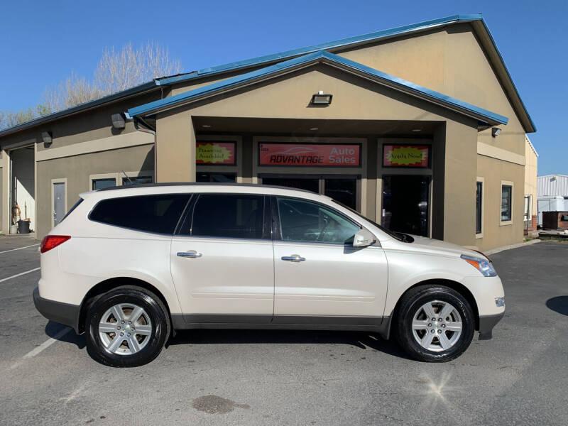 2011 Chevrolet Traverse for sale at Advantage Auto Sales in Garden City ID