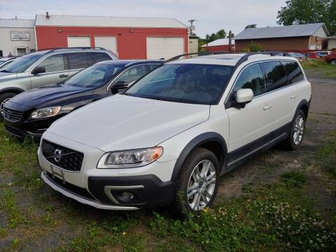 2016 Volvo XC70 for sale at Strandbergs Auto Inc in Centuria WI