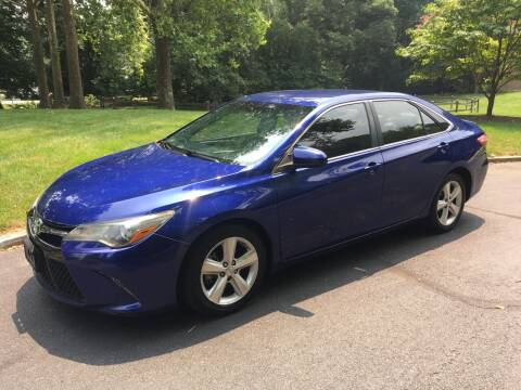 2015 Toyota Camry for sale at Bowie Motor Co in Bowie MD