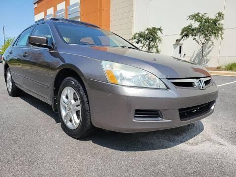 2006 Honda Accord for sale at ELAN AUTOMOTIVE GROUP in Buford GA