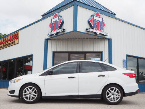 2018 Ford Focus for sale at DRIVE 1 OF KILLEEN in Killeen TX