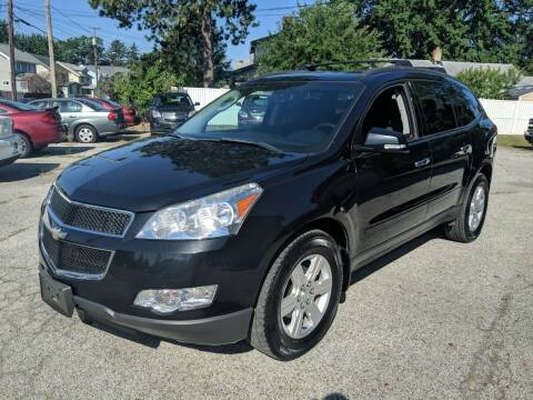 2011 Chevrolet Traverse for sale at Richland Motors in Cleveland OH