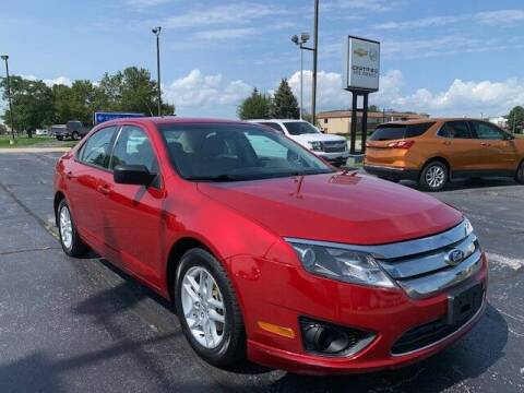 2010 Ford Fusion for sale at Dunn Chevrolet in Oregon OH