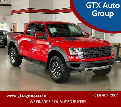 2012 Ford F-150 for sale at UNCARRO in West Chester OH