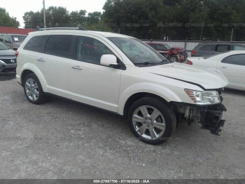 2013 Dodge Journey for sale at Varco Motors LLC - Builders in Denison KS