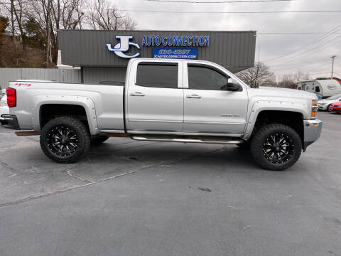 2015 Chevrolet Silverado 2500HD for sale at JC AUTO CONNECTION LLC in Jefferson City MO