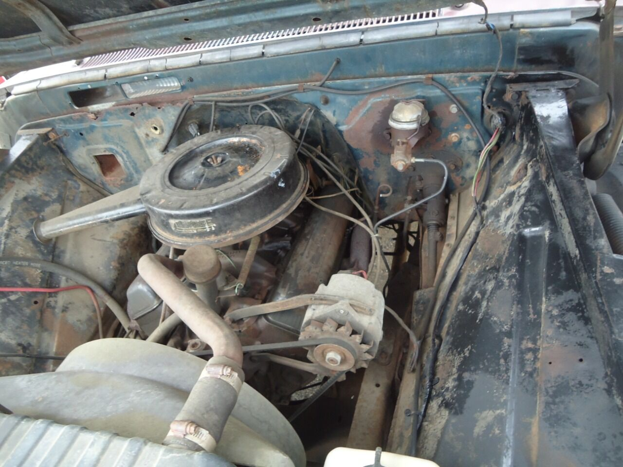 1966 Chevrolet C/K 10 Series 14