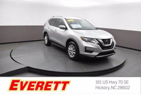 2018 Nissan Rogue for sale at Everett Chevrolet Buick GMC in Hickory NC