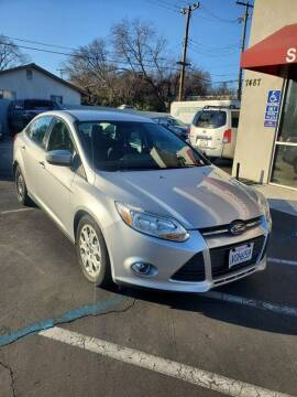 2012 Ford Focus for sale at Success Auto Sales & Service in Citrus Heights CA