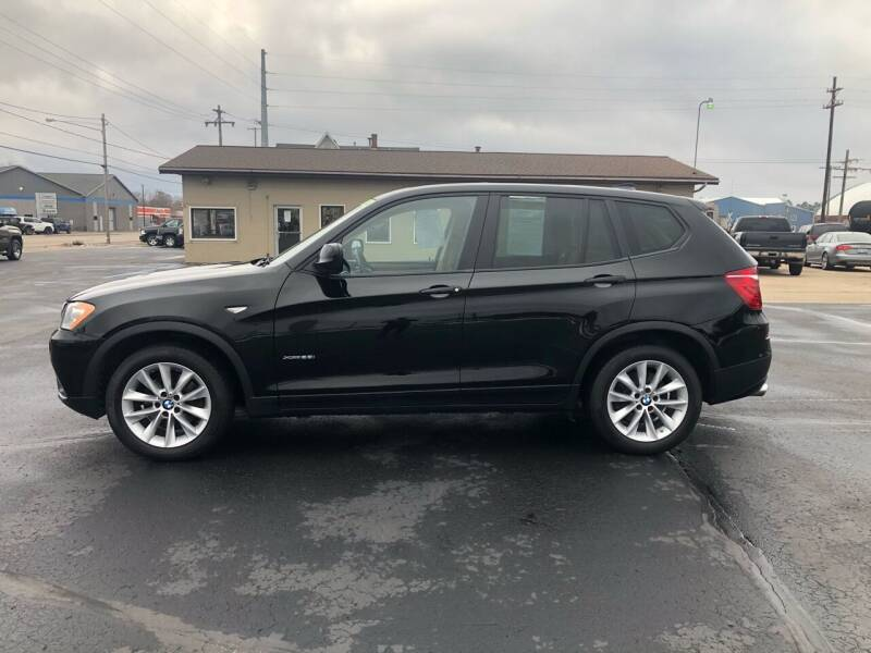 2013 BMW X3 for sale at Mike's Budget Auto Sales in Cadillac MI