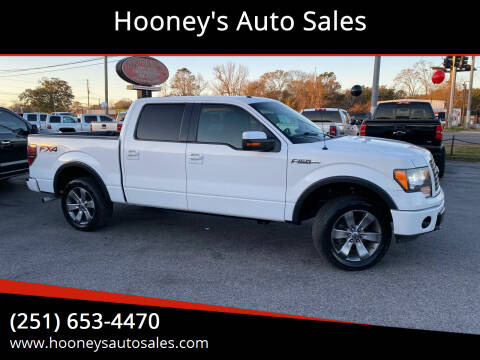 2012 Ford F-150 for sale at Hooney's Auto Sales in Theodore AL